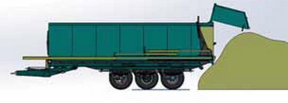 Купить Универсальный сдвижной прицеп ТЗП-39 Атлант (перевозка грузов)