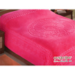 Купить Махровая простынь розовая