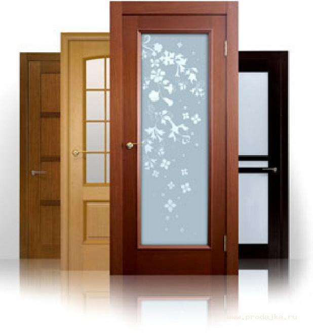четыре вида межкомнатных дверей