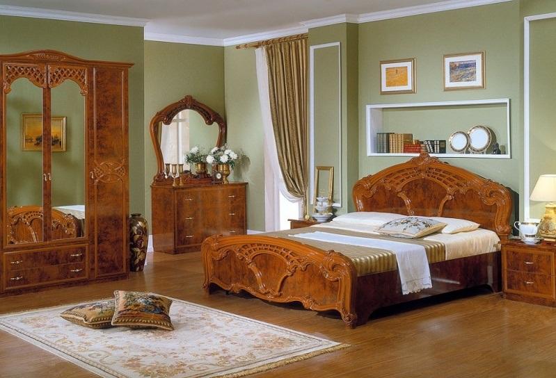 Спальный гарнитур Кармен коллекция Италия