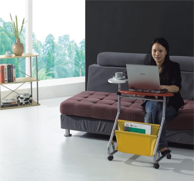 Столик на колесиках для ноутбука