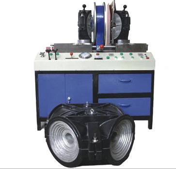 Buy Equipment for welding of plastic pipes at an angle