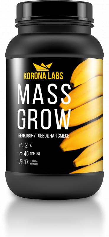 Купить Спортивное питание MASS GROW