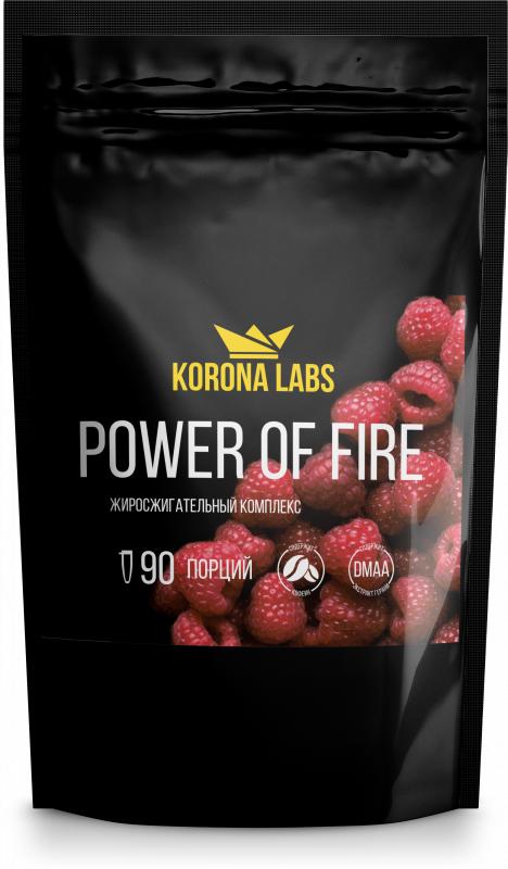 Купить Пищевая добавка POWER OF FIRE