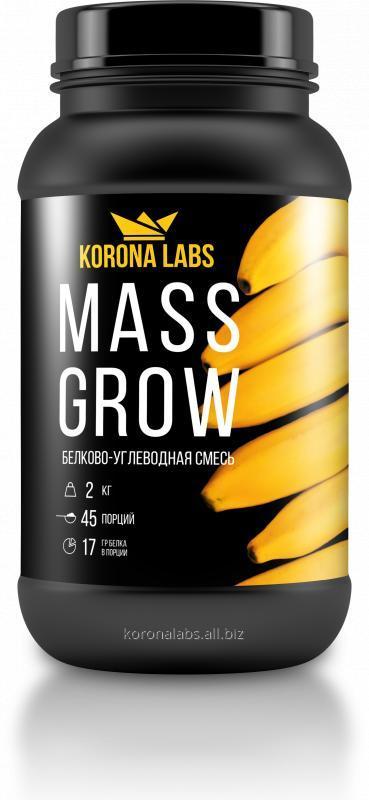 Купить Белково-углеводная смесьMASS GROW