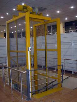 Купить Грузовые лифты