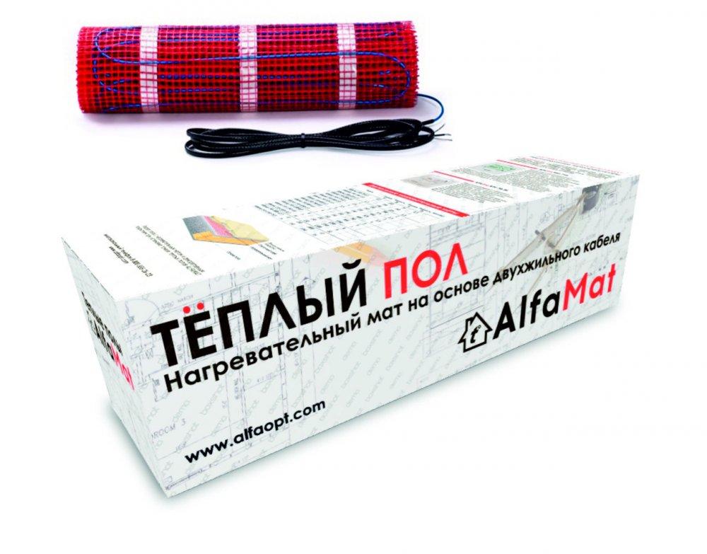 Теплый пол AlfaMat-150 (1,5 м²)