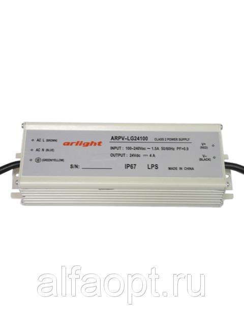 Купить Источник постоянного напряжения ARPV-LG24100
