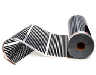 Инфракрасная термопленка Лавита, ширина 0,8м