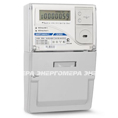 Счетчик электроэнергии Энергомера CE303 S34 745 JAQ2VZ (12)