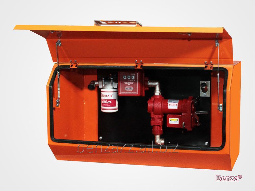 Купить Топливораздаточная колонка Benza 37 для бензина (12В)