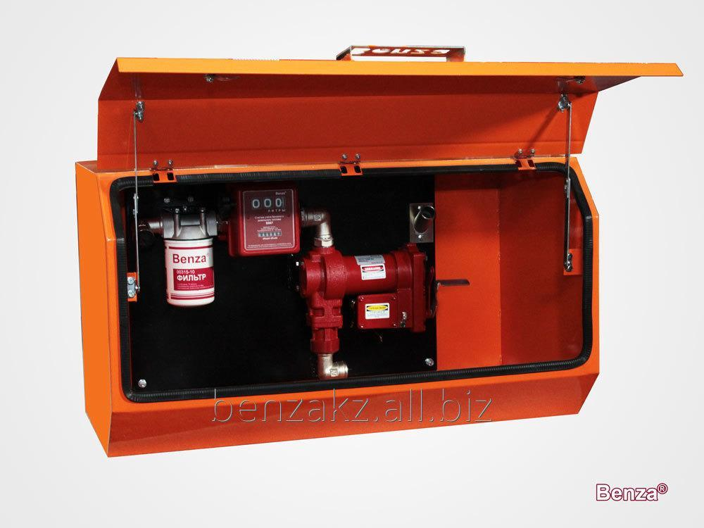 Купить Топливораздаточная колонка Benza 37 для бензина (24В)