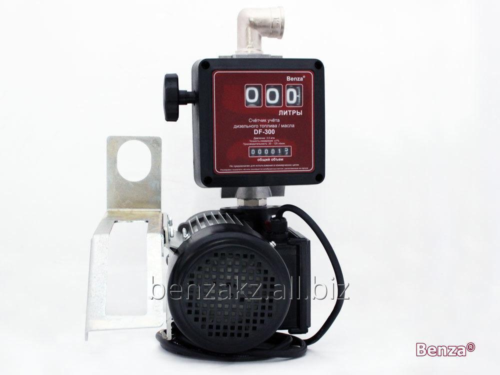 Купить Мобильная ТРК для дизельного топлива Benza 23 (220В)