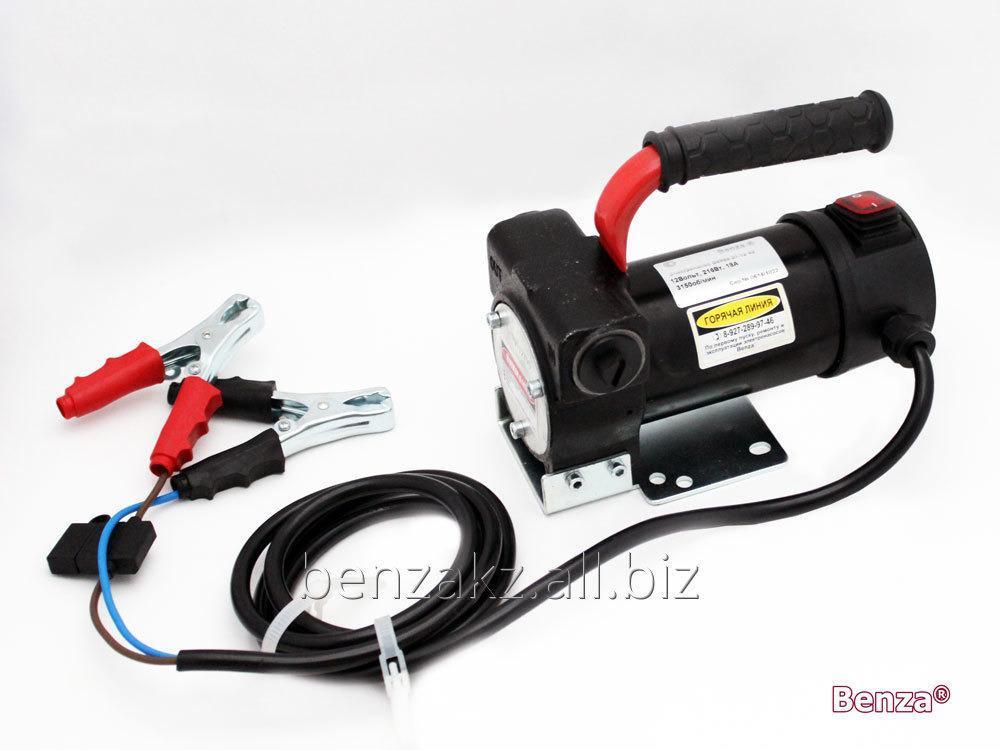 Купить Насос для перекачки дизельного топлива Benza 21 (12В)