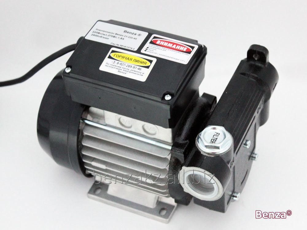 Купить Насос для перекачки дизельного топлива Benza 21 (220В)