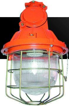 Взрывозащищенный светильник ВАТРА НСП23-002У1