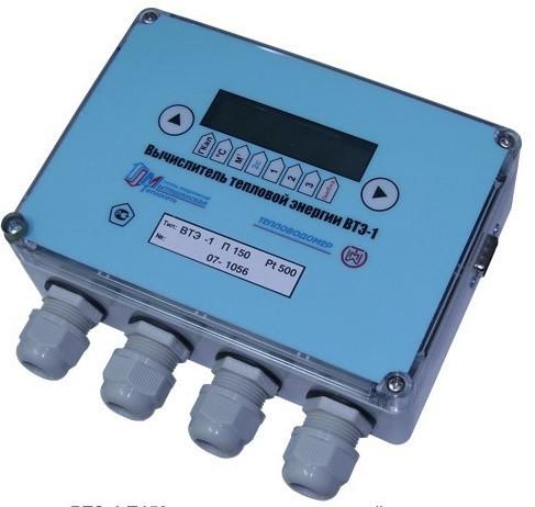 Вычислитель количества теплоты ВТЭ-1 П150М/151М с модулем МСВП 232