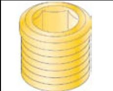 Заглушки для термостата CT-FL Capstat