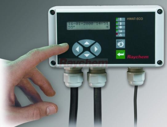 Модуль управления температурой с интегрированными часами HWAT-ECO