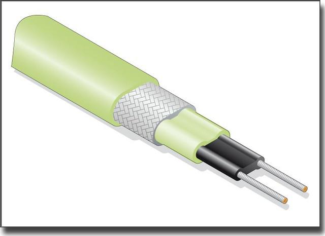 Саморегулирующийся греющий кабель Хит Трейс 17FSM-CT
