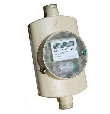 Счетчик газа АГАТ G16