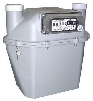 Счетчик газа СГД-3Т G6 (200/250мм)