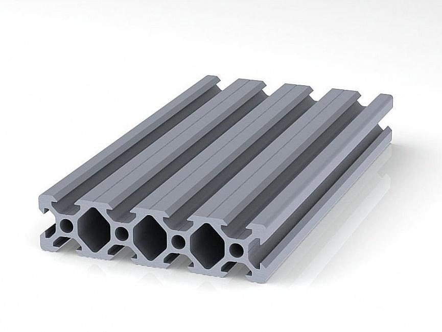 Профиль конструкционный 20 х 80 (без покрытия)
