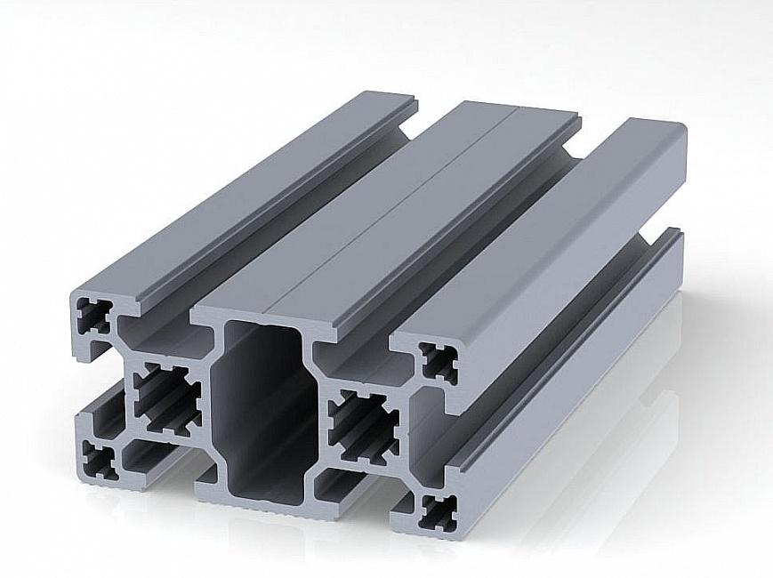 Профиль конструкционный 40 х 80 (без покрытия)