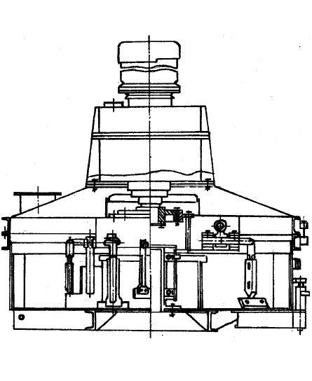 Смеситель шихты СШ-96