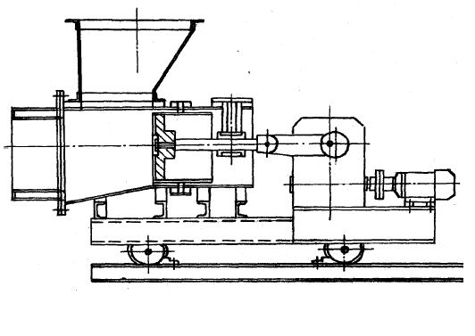 Загрузчик шихты ЗШ-96