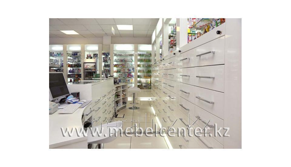 Оборудование для аптеки Глянец