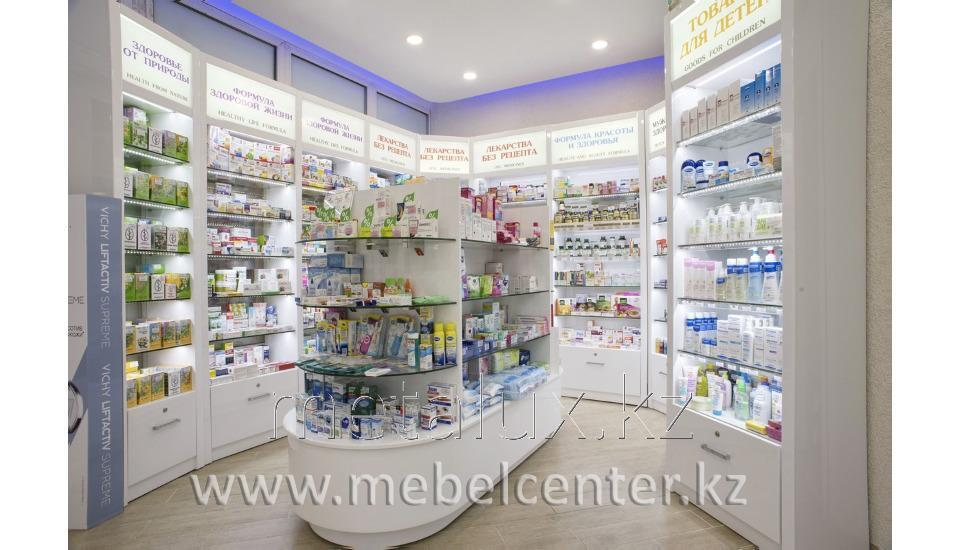 Equipment for a drugstore Megalopolis