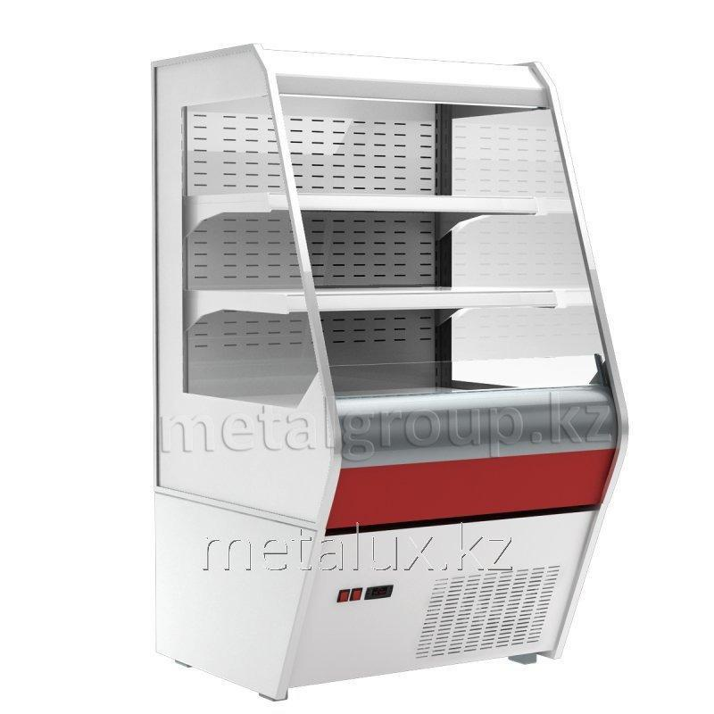 Полувертикальная холодильная витрина CARBOMA BRITANY