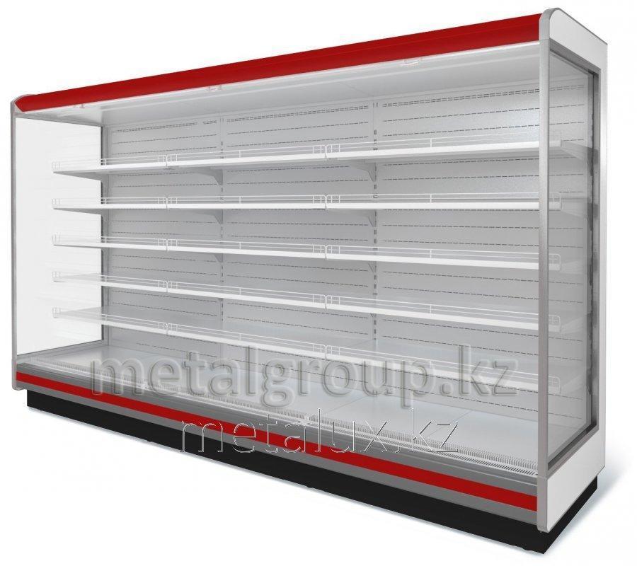 Пристенная холодильная витрина Varshava BXCнп-3,75