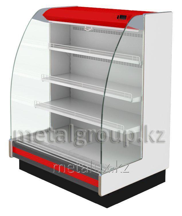 Пристенная холодильная витрина Varshava BXCп-1,25