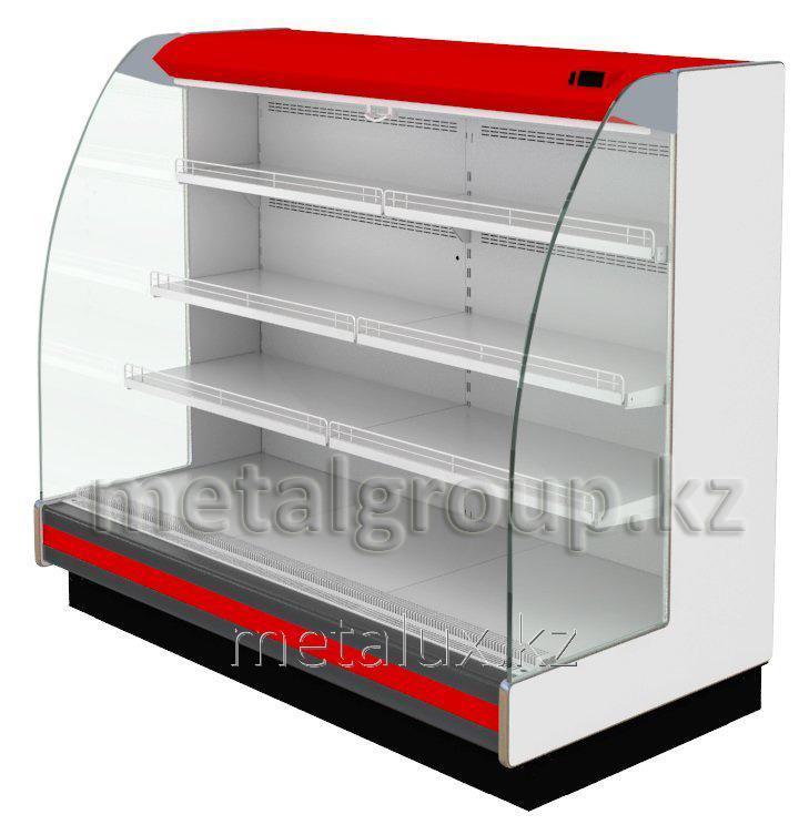 Пристенная холодильная витрина Varshava BXCп-1,875