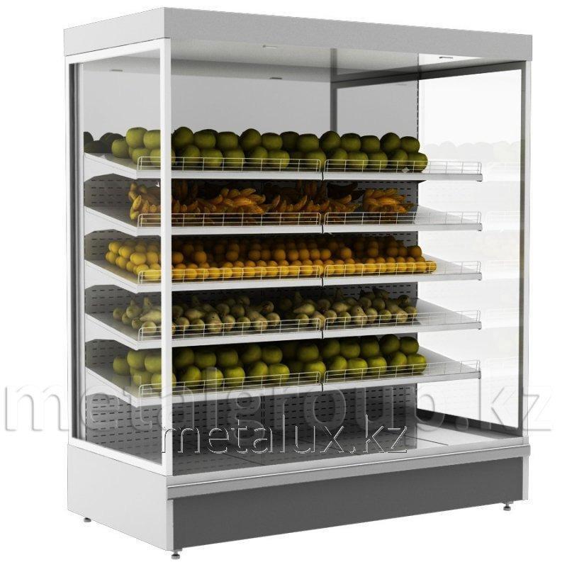 Пристенная холодильная витрина ПОЛЮС
