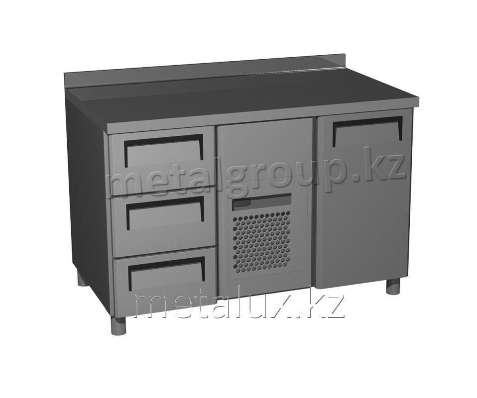 Refrigerating tables of CARBOMA 2G