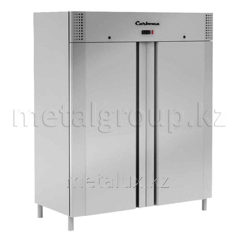 Холодильные шкафы с металлическими дверьми CARBOMA