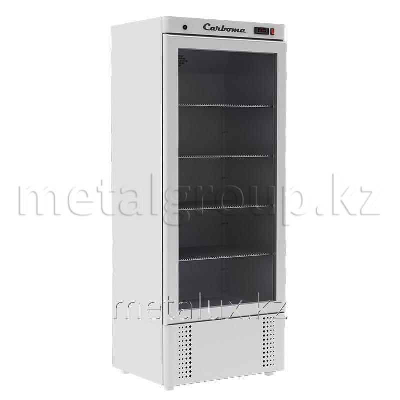 Холодильный шкаф со стеклянными дверьми CARBOMA