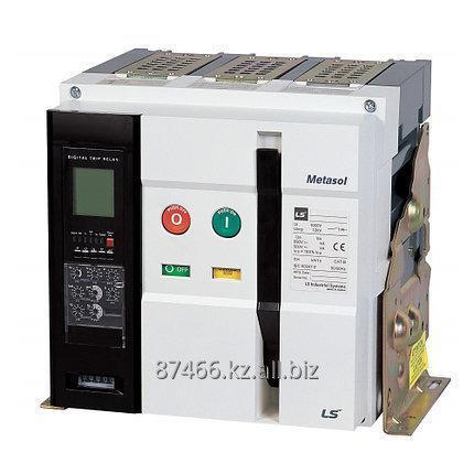 Купить Воздушный выключатель Metasol 630А стационарный