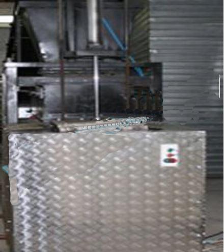 Станок автоматизированный СВА 3-400/1 автоматическая подача и дозация смеси