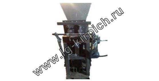 Станок для производства прессованного кирича ЛЕГО серия-15