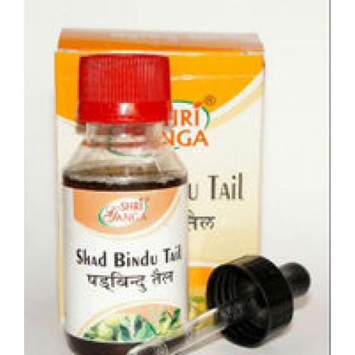 Шадбинду таил Шри Ганга (Shadbindu tail Shri Ganga)