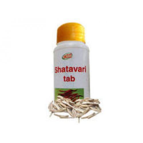 Шатавари таб (Shatavari tab), 120 таблеток
