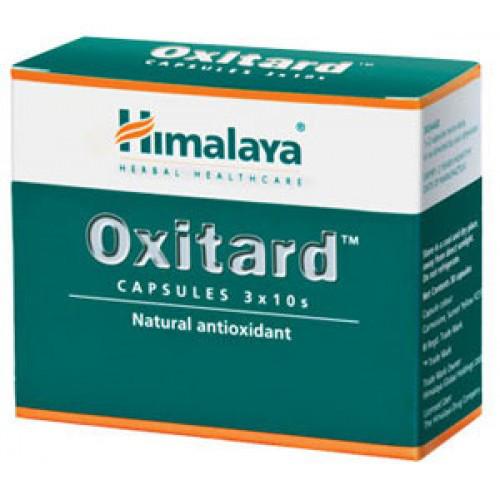 Окситард Антиоксидант (Oxitard HIMALAYA), 30 кап. гастропротектор, антиоксидант, иммуномодулятор.