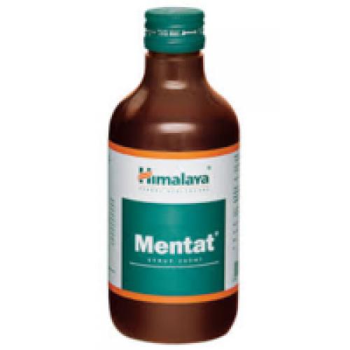 Сироп Ментат Хималая (Mentat Syrup Himalaya),  200 мл, улучшает умственные функции