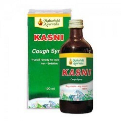 Касни - Kasni сироп от кашля, 100 мл, эффективное средство от кашля и воспаленного горла