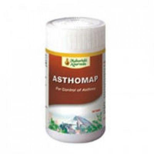 Астхомап Махариши Аюрведа (Asthomap Maharishi Ayurveda), комбинация трав, противостоящая респираторным аллергиям
