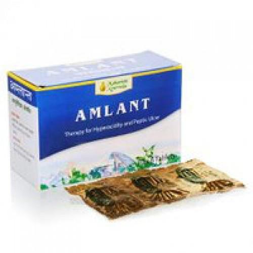 Амлант Махариши Аюрведа (Amlant Maharishi Ayurveda),лечение повышенной кислотности и заболеваний желудочно-кишечного тракта.